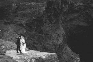 Doolin wedding | Irish elopement | Cliffs of Moher wedding
