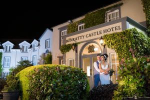 Bunratty Castle hotel | wedding photographer