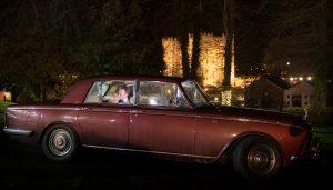 Bunratty Castle hotel   wedding photographer