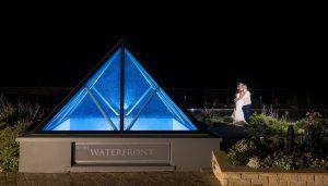 Lakeside hotel | wedding photographer